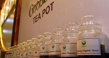 Goodricke Tea-pot, Bhopal