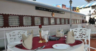 Shan- E- Bhopal Rail Restaurant, Bhopal