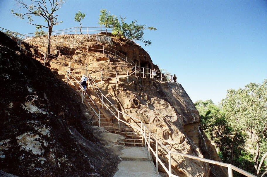 Pandav-Caves
