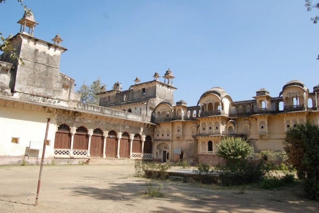 sheopur fort